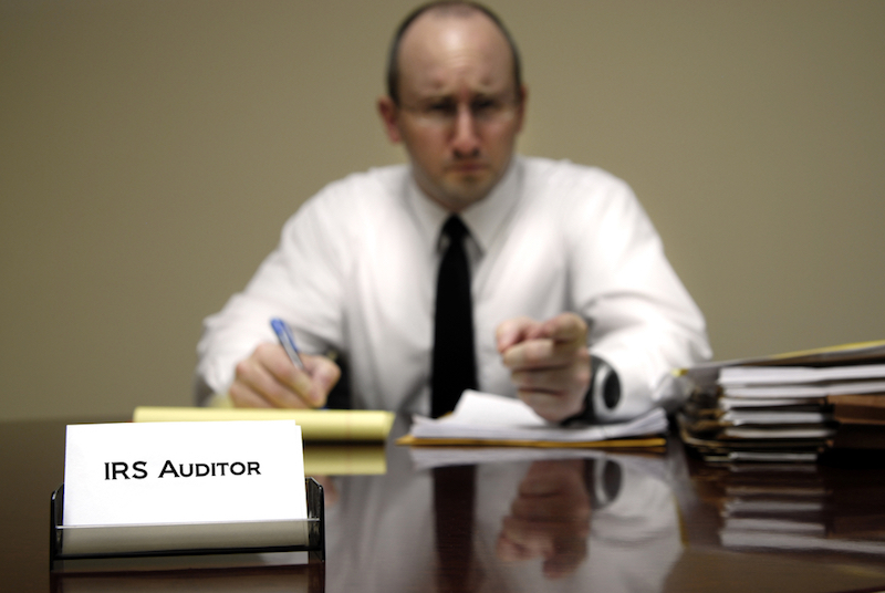 IRS Auditors