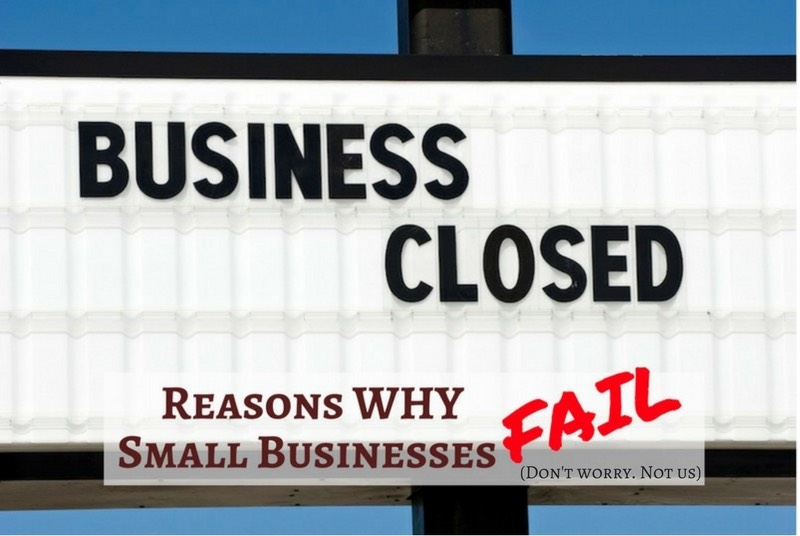 The Most Likely Reasons Why Small Businesses Fail In North Dallas area