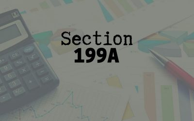 Can I Take the Section 199A Deduction For My North Texas Business?
