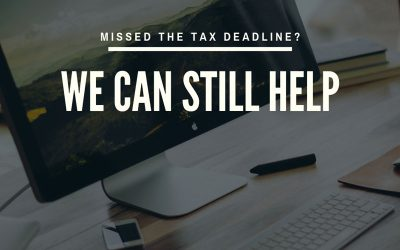 What To Do If You're Among Those North Texas Taxpayers Who Missed The Tax Deadline