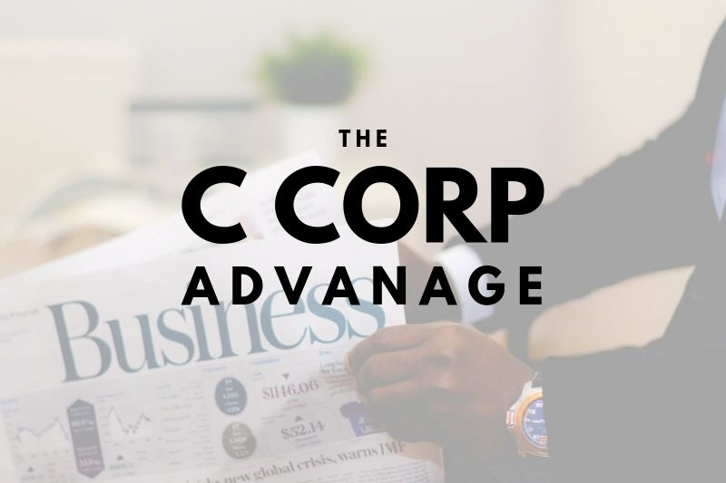 The Advantage a C Corporation Holds for North Texas Businesses