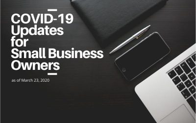 COVID-19 Updates For North Texas Business Owners