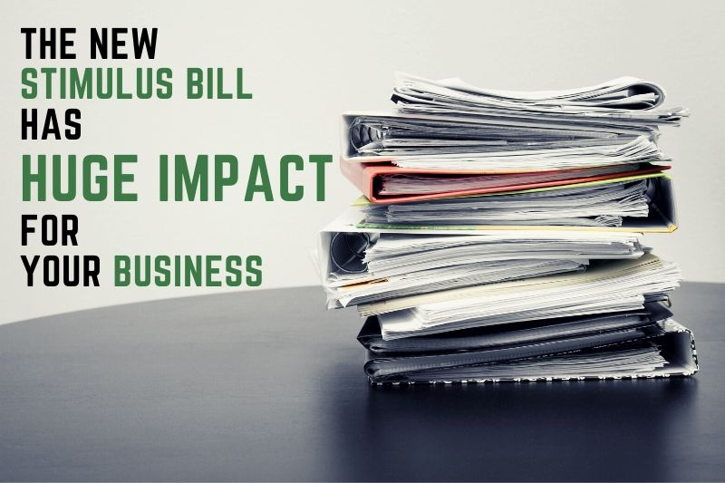 The New Stimulus Bill Has Huge Impacts For North Texas Businesses