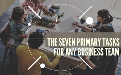 The Seven Primary Tasks For Any North Texas Business Team