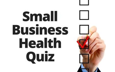 My North Texas Small Business Health Quiz (Part 2)